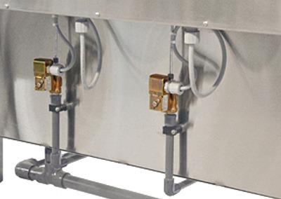 Easy Black water valves