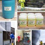 Du-Lite SP-725 Liquid Soap Concentrate