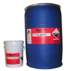 Du-Lite Steelkote Black Oxide Salts for blackening cold rolled and regular steel