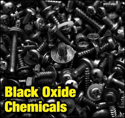 Du-Lite's black oxide chemicals